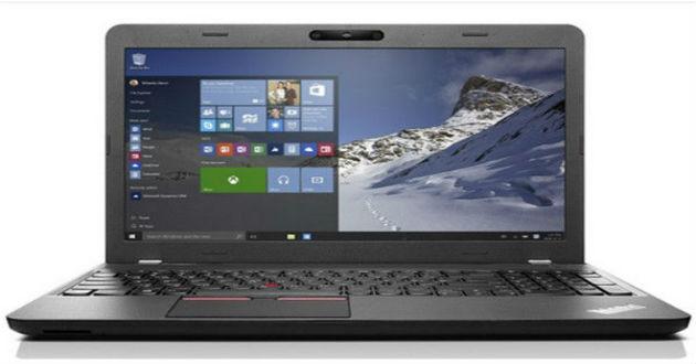 Lenovo renueva sus equipos ThinkPad E para la pyme