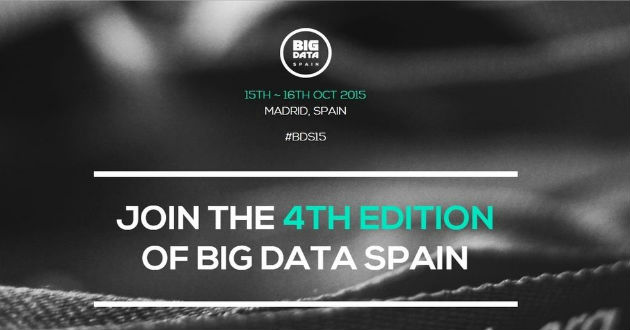Madrid acogerá la IV edición de Big Data Spain