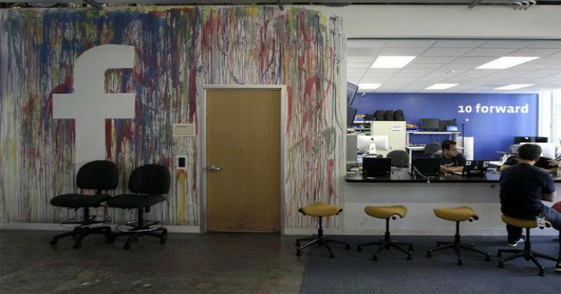 Facebook inaugura nuevas oficinas en madrid for Oficinas ups madrid