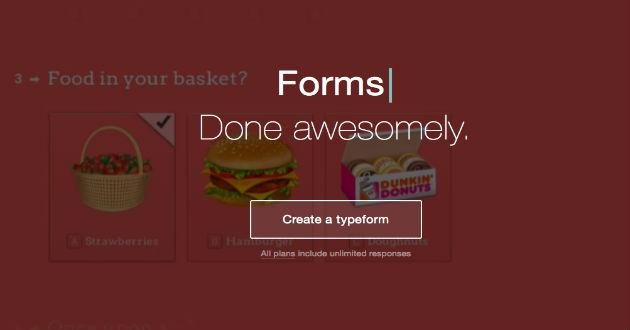 Typeform logra 15 millones de dólares en financiación