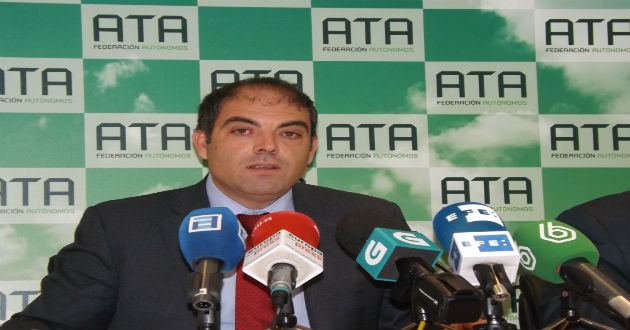 ATA se ofrece a asesorar a refugiados en materia de autoempleo