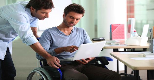 Un 64% de empresas desea contratar personas con discapacidad