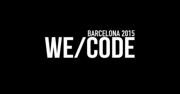 Llega We/Code, el primer festival gratuito para aprender a programar en un día