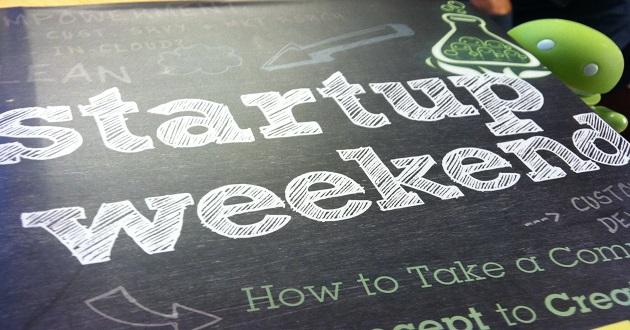 Todo listo para el quinto Startup Weekend