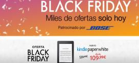 Amazon nos descubre sus ofertas para el Black Friday 2015