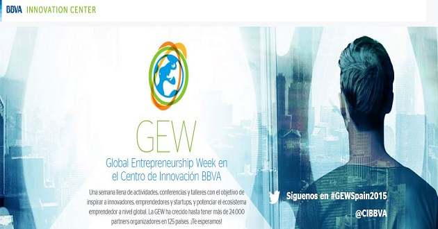 Todo listo para la Global Entrepreneurship Week