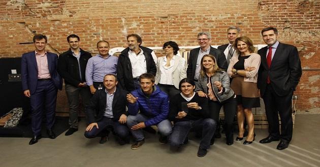 Estos son los ganadores del Concurso Start Ups Innovación Móvil 2015