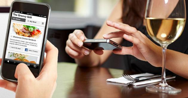 Nueve de cada diez restaurantes están presentes en las redes sociales