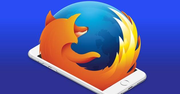 Disponible por fin Firefox para dispositivos iOS