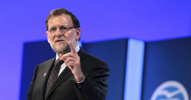 Rajoy promete la eliminación del IRPF a primeros trabajadores y mayores de 65 años