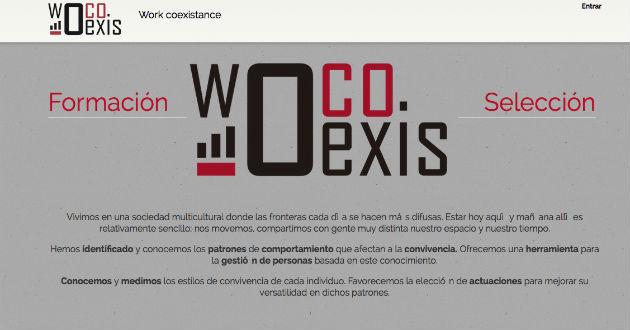 Wocoexis, la primera aplicación que permite conocer la afinidad entre compañeros de trabajo