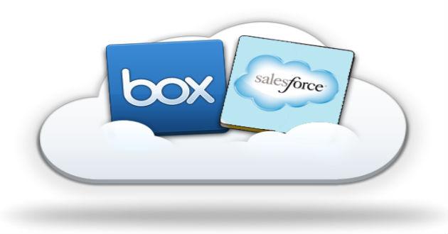 Salesforce y Box crean un servicio para compartir archivos de forma nativa