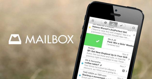 Las mejores alternativas a Mailbox