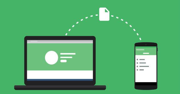 Cómo pasar archivos de tu móvil Android al ordenador