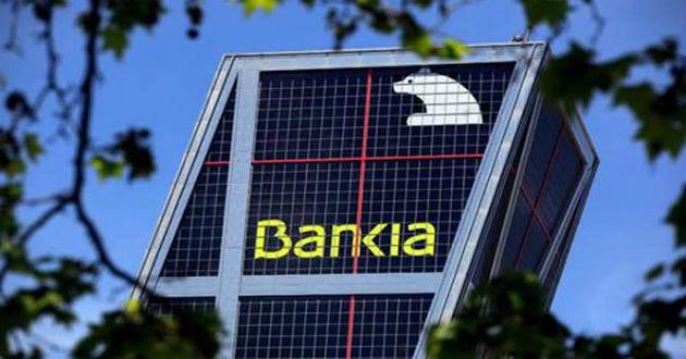 Bankia elimina todas las comisiones a sus clientes con ingresos domiciliados