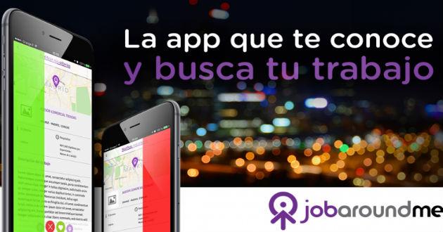 JobAroundMe lanza una aplicación en España para buscar empleo