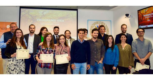 UnLtd Spain cierra con éxito el programa IDEA