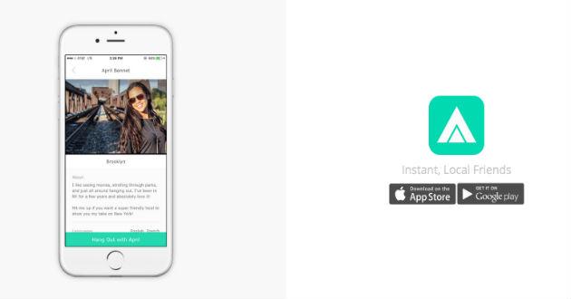 Ameego, el Uber de las amistades