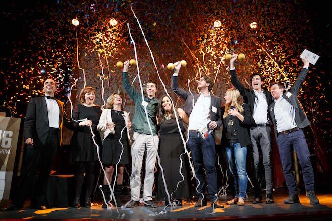 Ganadores MPA 16