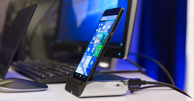 Hp presenta el Elite X3, un nuevo móvil para el mercado profesional