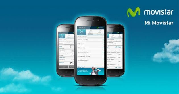 La app Mi Movistar ya permite visualizar el consumo de voz y datos en tiempo real