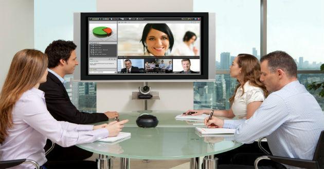 Conquista el futuro con la videoconferencia