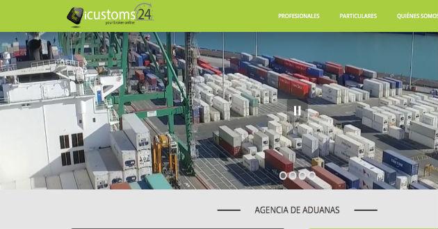 iCustoms24.com, nueva plataforma online para la gestión de trámites aduaneros
