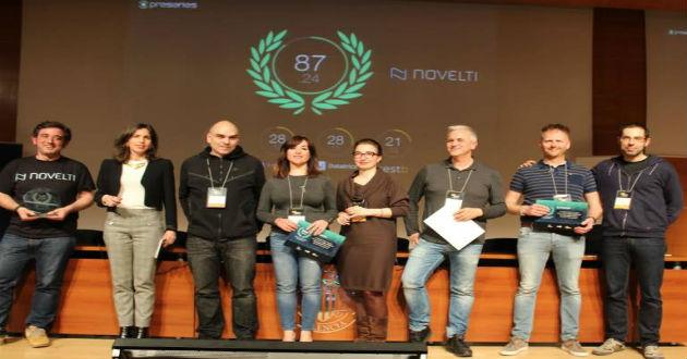 La startup Novelti gana la primera batalla de startups de Inteligencia Artificial