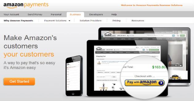 Amazon Payments anuncia un nuevo programa de socios