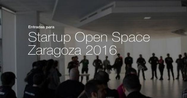 Todo listo para la tercera edici n de startup open space for Bankia oficinas zaragoza