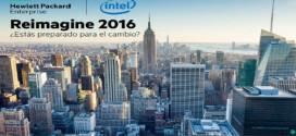Reimagine 2016, el evento internacional de Hewlett Packard Enterprise, llega a España el 5 de mayo