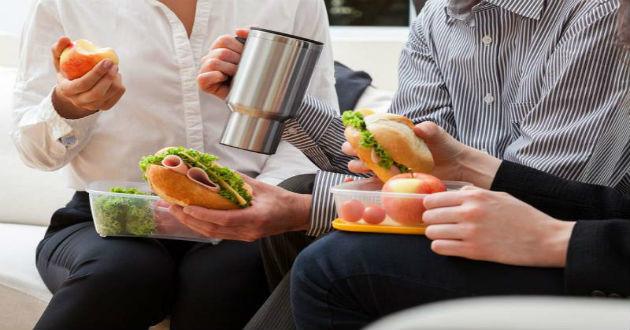 Nestor una startup que te llevar la comida a tu oficina for Comida oficina