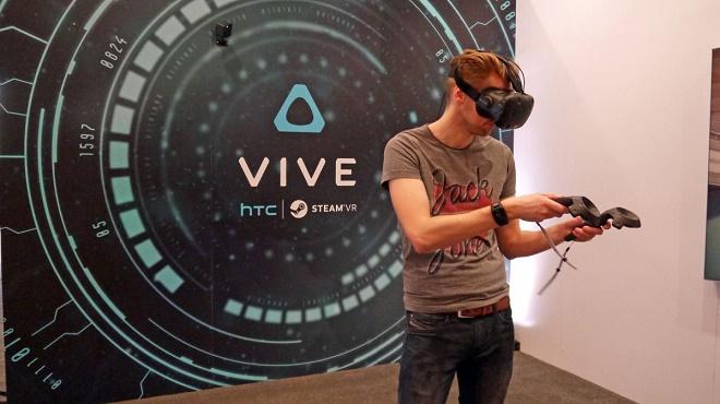 HTC Vive X es la aceleradora de startups de realidad virtual de HTC