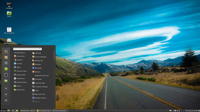 Linux Mint es una de las distribuciones más amigables para el usuario que viene de Windows
