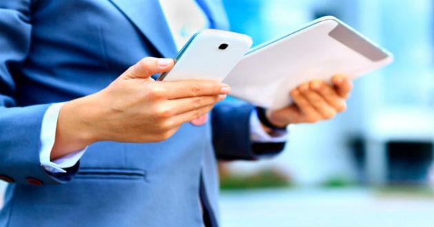 El 32% de las pymes no ve peligro en que el trabajador use su móvil para el trabajo