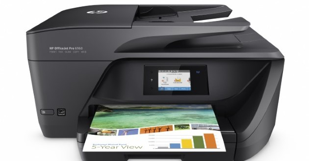 HP OfficeJet Pro 6960 AiO, análisis