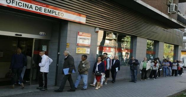 Join win la tasa de paro de la eurozona se situ en el for Oficina inem madrid