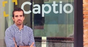 Joel Vicient CEO de Captio