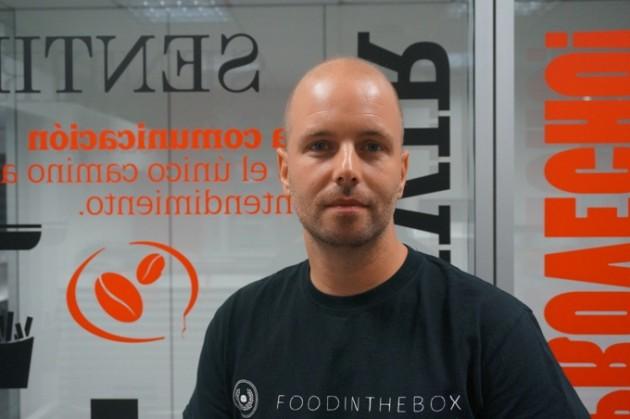 Álvaro Cuesta, CEO de Sonar Ventures