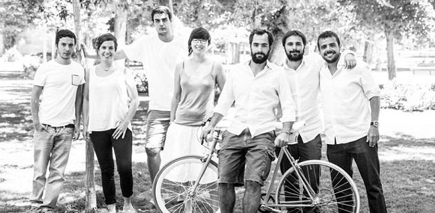 El equipo completo de Anima Ventures