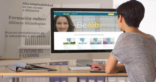 Bejob, el nuevo portal de formación para mejorar la empleabilidad