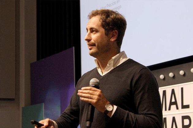 Juan Rivero, CEO de DelSúper