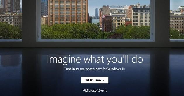 Novedades en Surface y Windows 10 ¡Sigue el evento de Microsoft con nosotros!