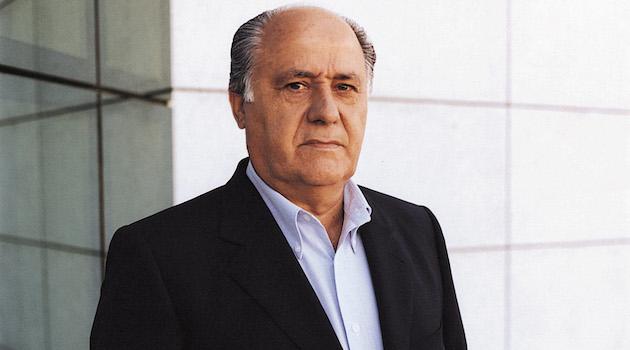 MADRID.Amancio Ortega,presidente del Grupo Inditex.EFE/Inditex FOTOTECA-MADRID