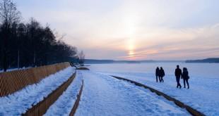 Un paseo invernal