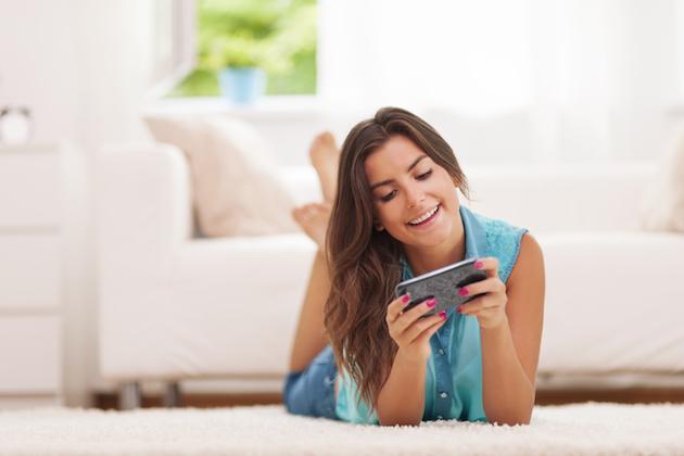 asistente personal en el smartphone