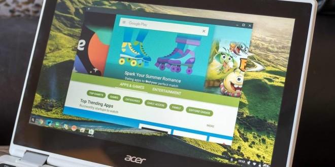Android llegará a todos los Chromebooks que se vendan en 2017
