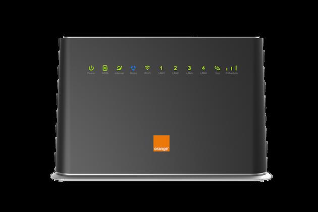 router-orange