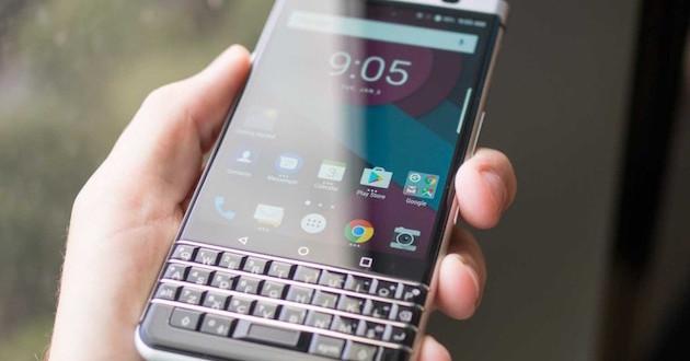 BlackBerry KEYone: ¿Te gusta escribir?