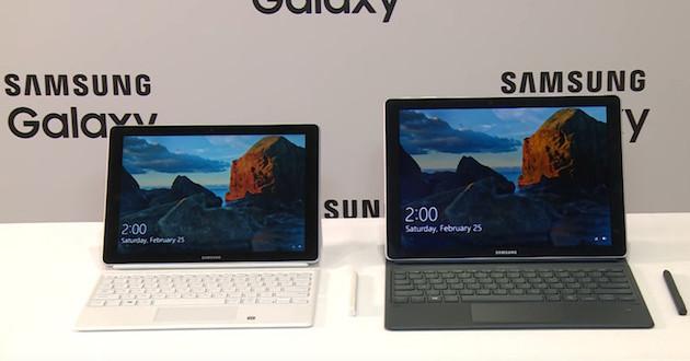 Samsung Galaxy Book quiere que te olvides del Surface de Microsoft